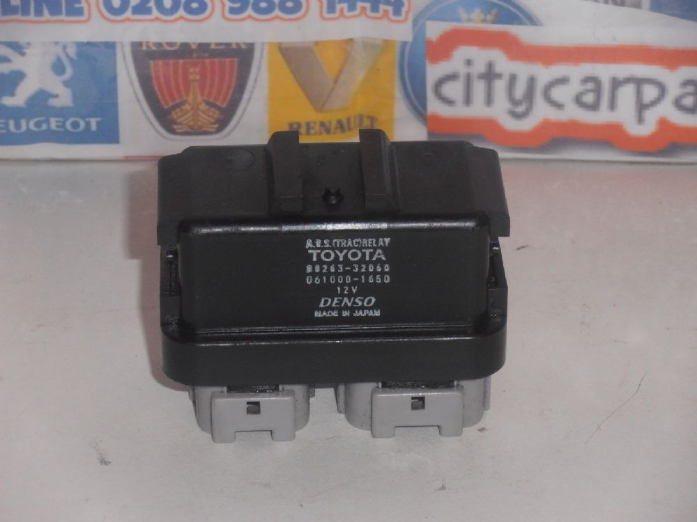 Toyota Corolla Carina Camry Models 1996 To 04 Abs Skid
